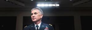 Contra fake news da Rússia, EUA iniciam operação cibernética e tentam proteger campanha eleitoral (Foto: Erin Schaff/The New York Times)