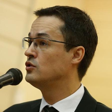 07.mai.2018 - Deltan Dallagnol - Tomaz Silva/Agência Brasil