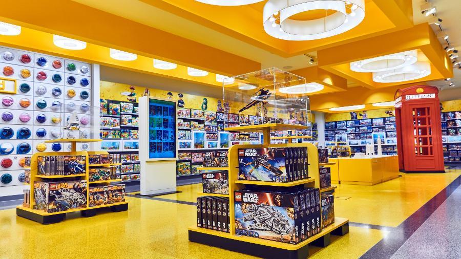 Nova loja da Lego será no Morumbi Shopping - Divulgação