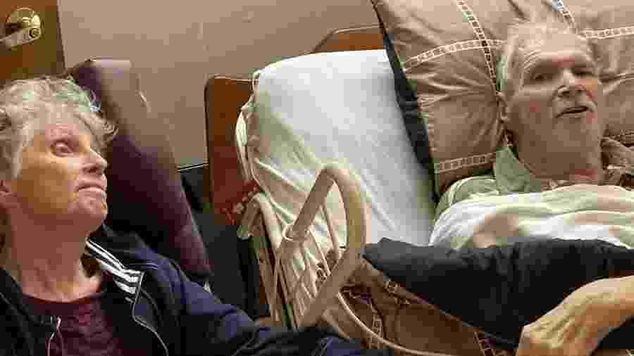 Casal morre no mesmo dia, após 65 anos juntos - Arquivo Pessoal/Reprodução/St.Louis Dispatch