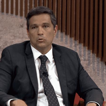 O presidente do Banco Central, Roberto Campos Neto - Reprodução/Globonews