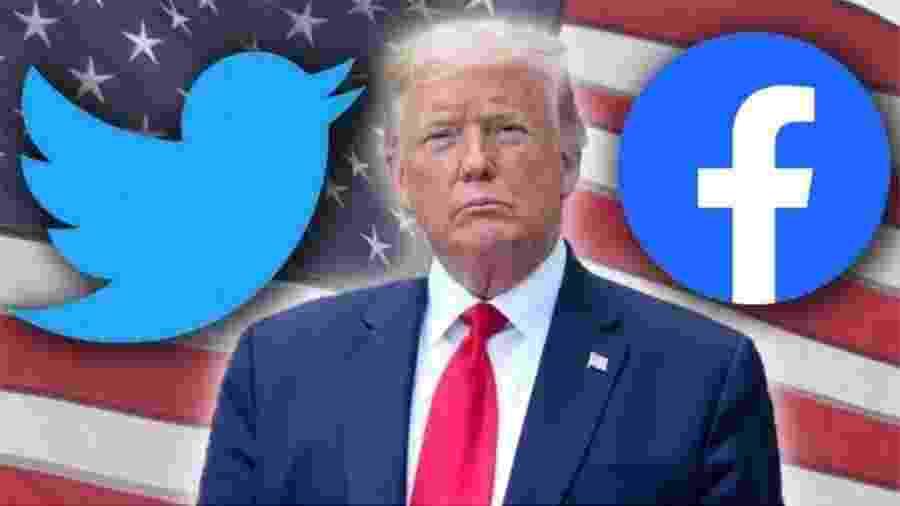 Batalha entre o presidente e as empresas de redes sociais não é de hoje - BBC