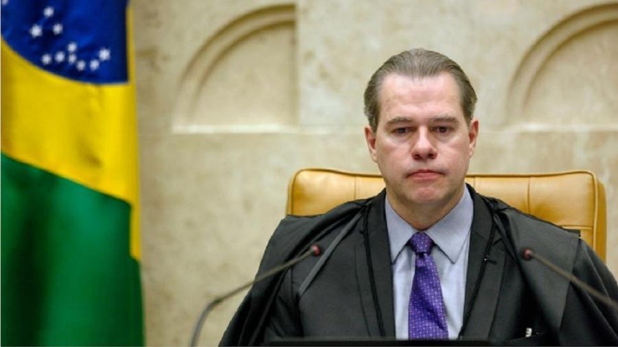 Dias Toffoli: ministro determina compartilhamento de dados, em cumprimento do que está na Constituição - Rosinei Coutinho/STF Divulgação