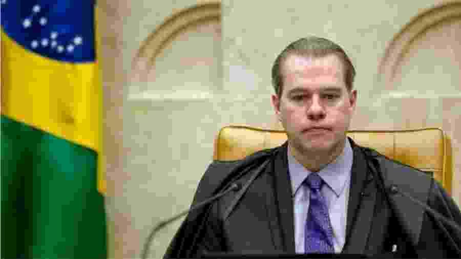 Ministro Dias Toffoli - Rosinei Coutinho/STF Divulgação