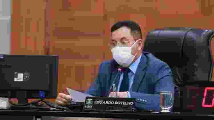 Eduardo Botelho - Assembleia Legislativa de Mato Grosso - Assembleia Legislativa de Mato Grosso