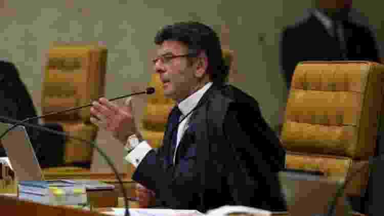 Ministro Luiz Fux assume a presidência do STF a partir desta semana - Imagem ABR - Imagem ABR