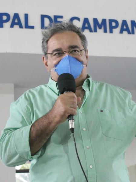 Álvaro Dias (PSDB), atual prefeito de Natal (RN) e candidato à reeleição em 2020 - Reprodução/Facebook