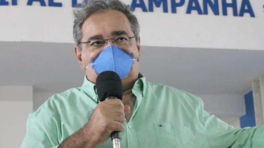 Álvaro Dias (PSDB) é reeleito prefeito de Natal  - Reprodução/Facebook