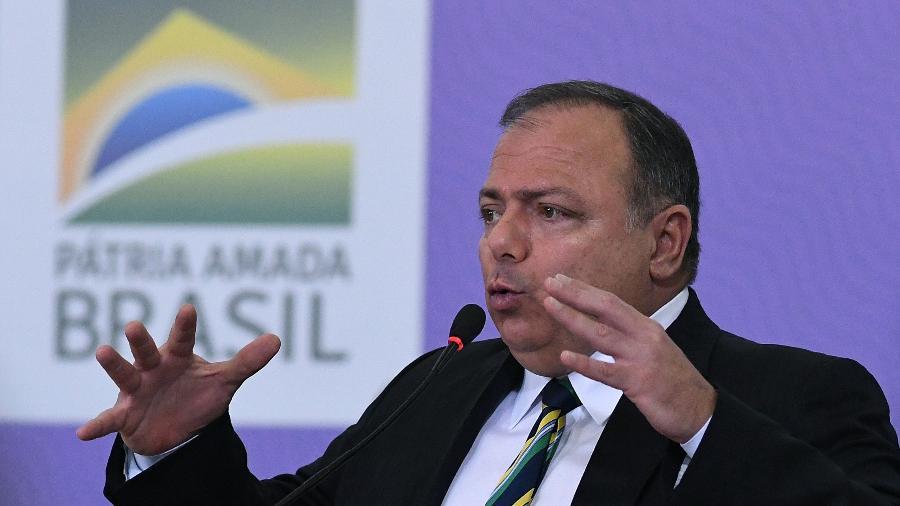 O ex-ministro da Saúde Eduardo Pazuello é um dos depoentes mais esperados por senadores na CPI da Covid - EDU ANDRADE/FATOPRESS/ESTADÃO CONTEÚDO