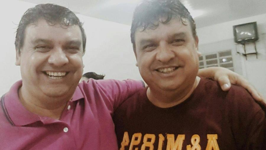 Irmãos gêmeos foram internados com diferença de uma semana e morreram por covid em um intervalo de dois dias - Arquivo Pessoal