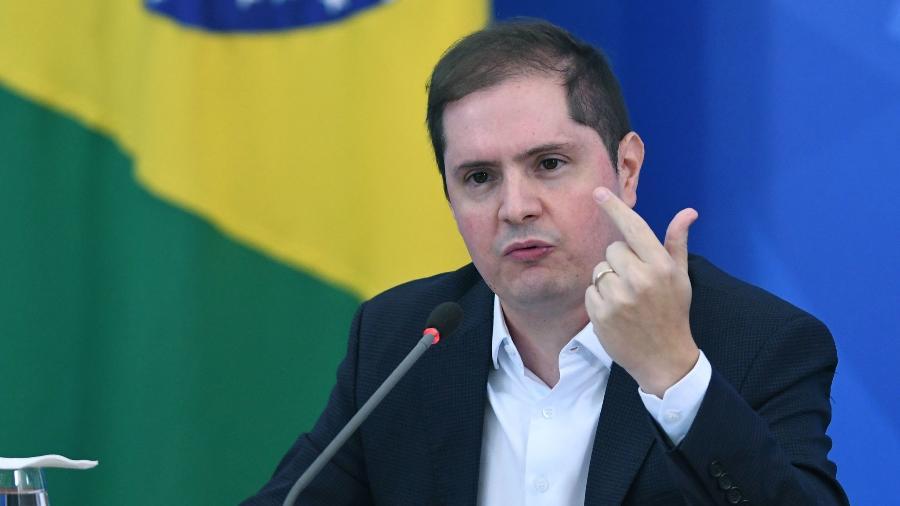 Diagnóstico positivo de Bianco veio no mesmo dia dos de Tereza Cristina e de Eduardo Bolsonaro - Edu Andrade/ASCOM/Ministério da Economia