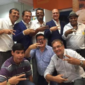 Alckmin prefere Doria, mas PSDB não tem nome de consenso para disputar eleição para prefeito em São Paulo