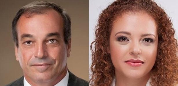Os brasileiros José Peixoto e Renata Castro Alves, derrotados nas eleições dos EUA