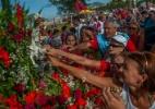 Fiéis lotam igrejas do Rio para celebrar o Dia de São Jorge - Ilan Pellenberg/Estadão Conteúdo