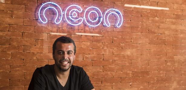 Pedro Conrade, 26, fundador da fintech Neon