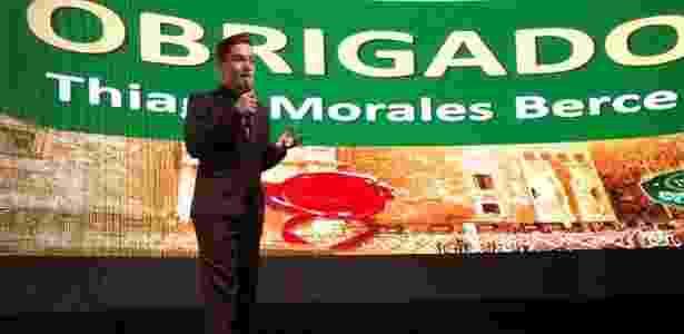 Thiago Morales Berce, o menino do fusca 2 - Acervo pessoal - Acervo pessoal