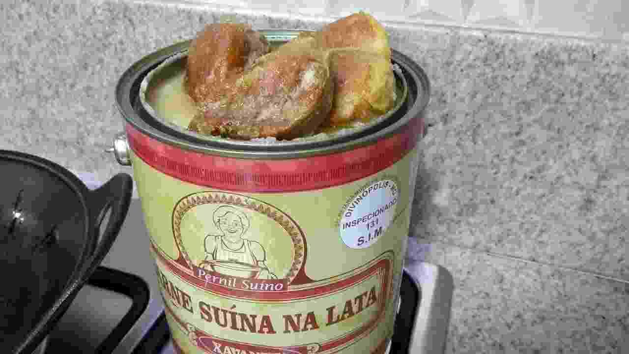 Carne na Lata - Divulgação