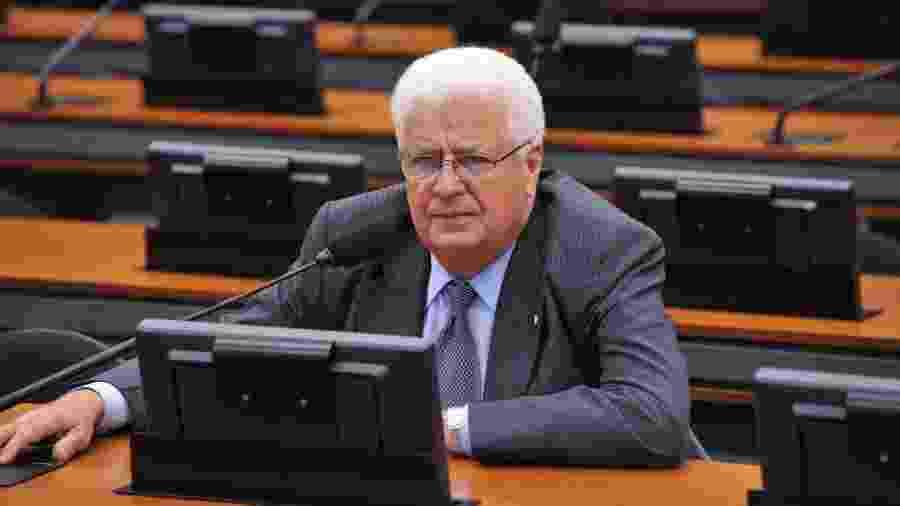 O ex-deputado federal Nelson Meuer, acusado de receber R$ 4 milhões em propina - Zeca Ribeiro