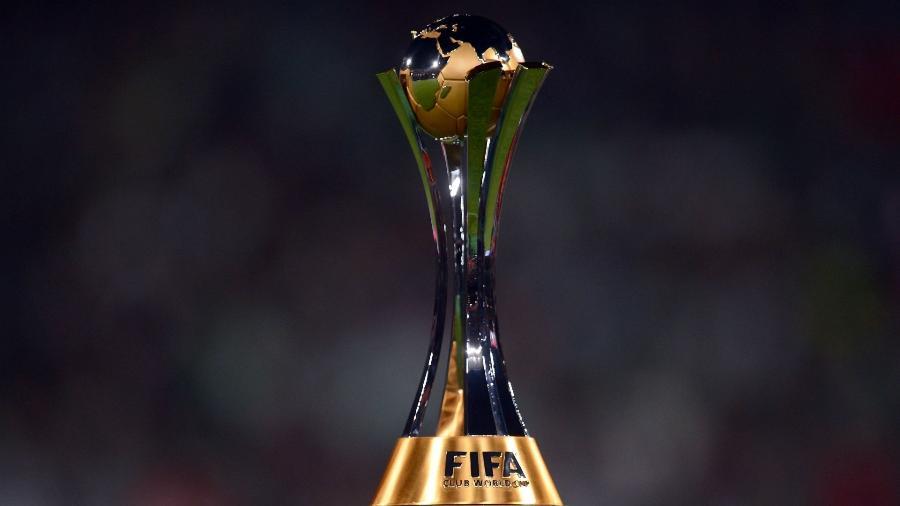 Troféu do Mundial de Clubes da Fifa - Reprodução