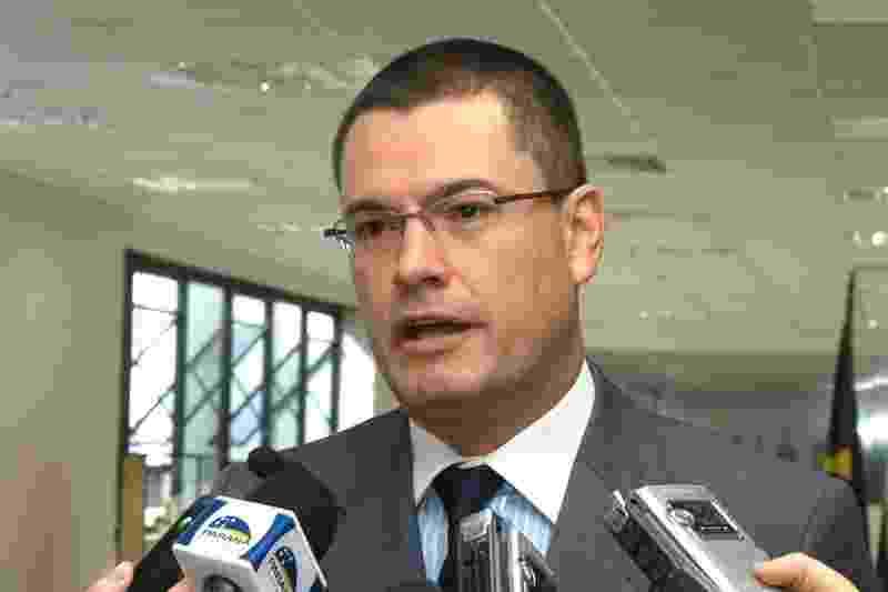 Moro anunciou Maurício Valeixo como novo diretor da PF - Reprodução