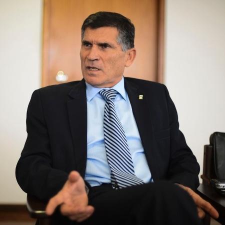 O ministro da Secretaria de Governo, general Carlos Alberto dos Santos Cruz - Marcello Casal Jr/Agência Brasil