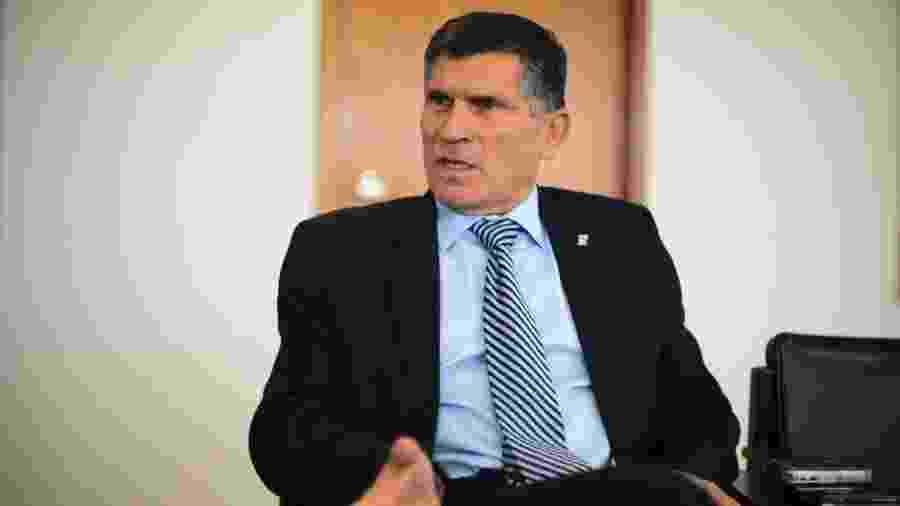18.jan.2019 - Ministro da Secretaria de Governo, general Carlos Alberto dos Santos Cruz - Marcello Casal Jr/Agência Brasil