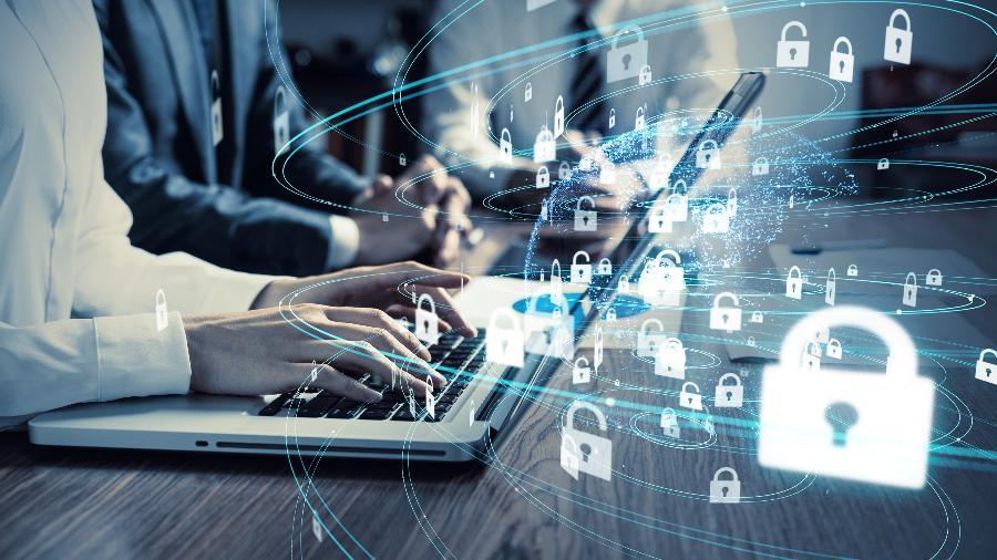 Falta de segurança cibernética pode colocar toda uma organização em risco - Getty Images/iStockphoto