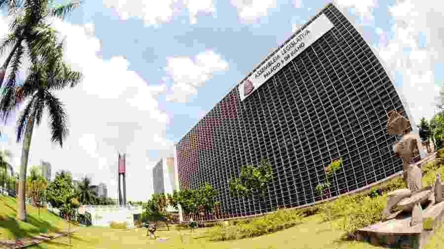 Fachada da Assembleia Legislativa do Estado de São Paulo (Alesp), em foto de arquivo - Roberto Navarro/Alesp