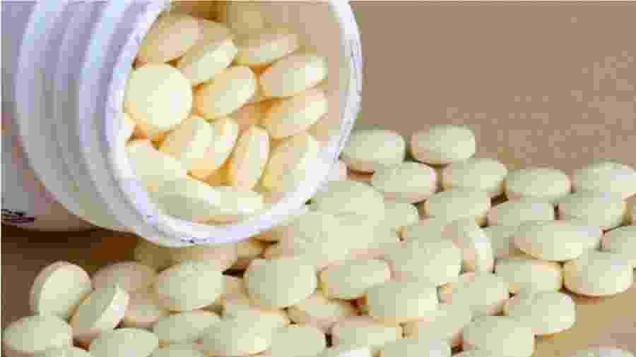 Comprimidos de cloroquina - Foto: HeungSoon/Pixabay