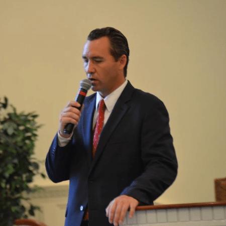 Pastor Tony Spell - Reprodução / Facebook