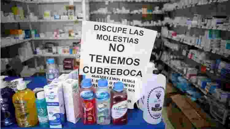Economias como a do México têm uma relação muito direta com os Estados Unidos, que sofrerá forte baque - Reuters