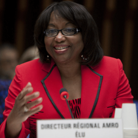 Carissa Etienne, diretora da Opas (Organização Pan-Americana da Saúde) - Divulgação / Opas