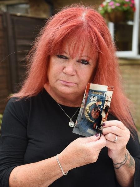 June Bayley procura respostas 23 anos após morte do filho - Reprodução