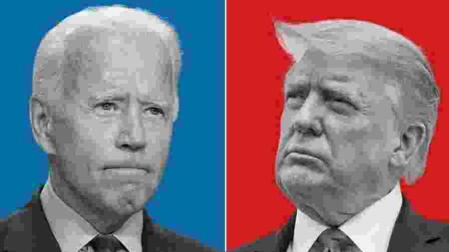 Um democrata ou um republicano ocupará a Casa Branca até 2024 - BBC