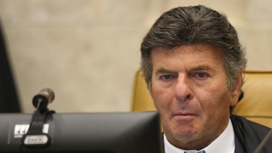 O presidente do STF, Luiz Fux -  Nelson Jr/STF