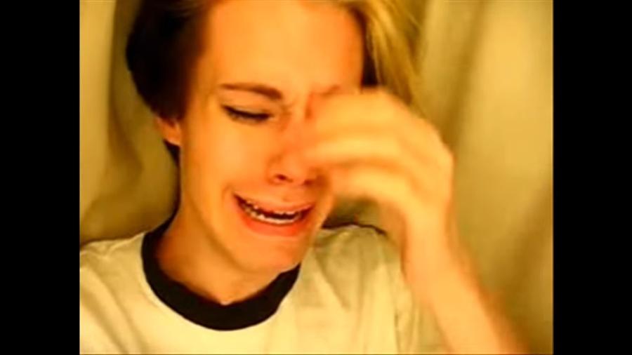 """Chris Cocker em """"Leave Britney Alone"""" - Reprodução"""