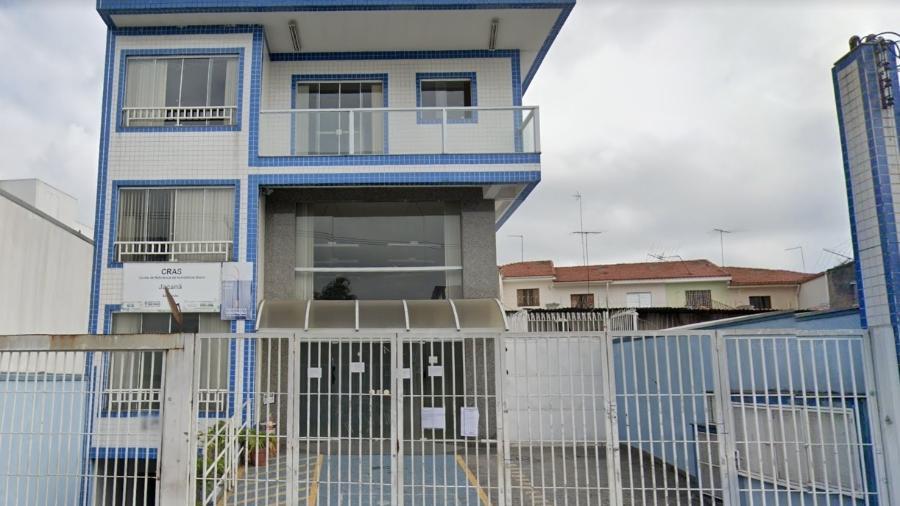 Unidade do Cras, no Jaçanã, na zona norte de São Paulo; Prefeitura não consegue realizar agendamentos e diz que abrirá novas vagas ainda nesta semana - Reprodução/Google Street View