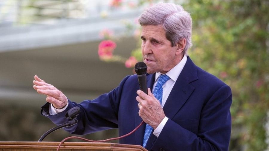 John Kerry criticou a atuação do Brasil no combate ao desmatamento - EPA