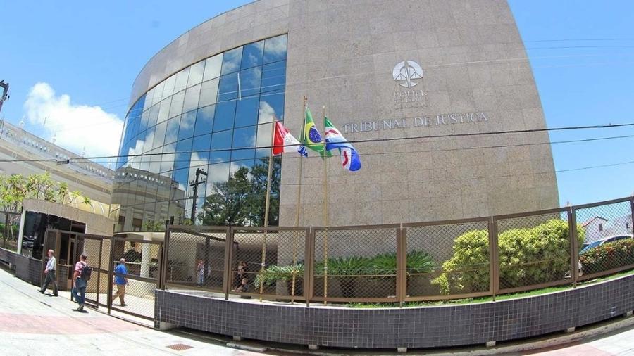 Prédio do Tribunal de Justiça de Alagoas no centro de Maceió - Caio Loureiro/Divulgação TJ-AL