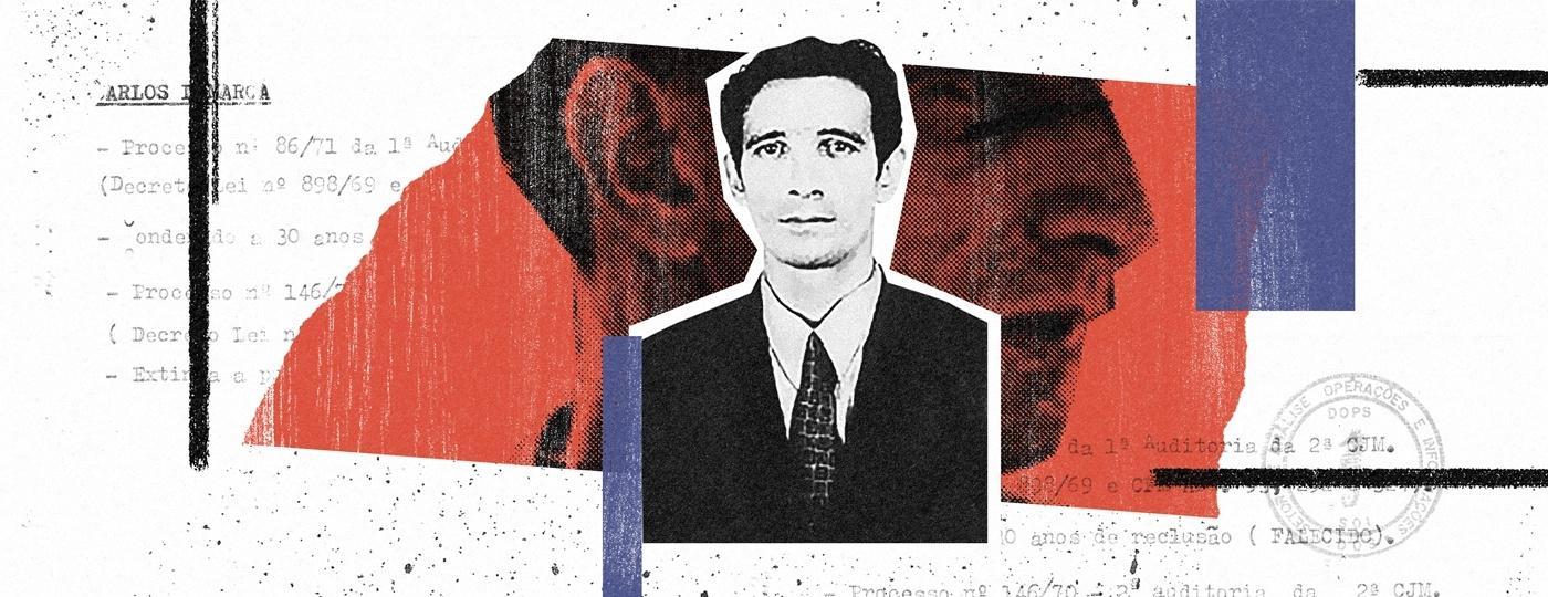Carlos Lamarca foi assassinado pela ditadura militar em 17 de setembro de 1971 - Yasmin Ayumi/UOL