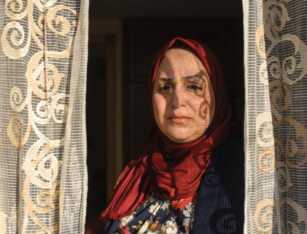 Fadwa Alaoui, 39 anos, uma canadense nascida no Marrocos, teve sua entrada nos EUA negada