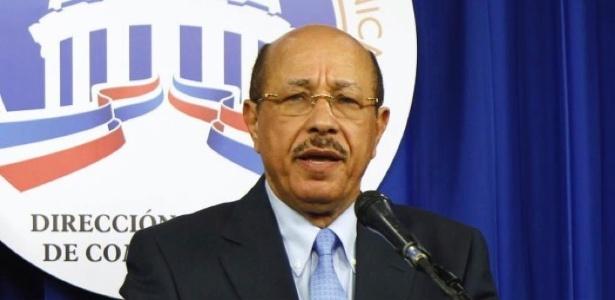 Juan Temístocles Montás é o atual ministro da Indústria e do Comércio da República Dominicana