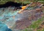 Imagens da Nasa mostram a dimensão dos incêndios que já ameaçam Los Angeles, na Califórnia - Nasa