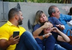 Tiroteio na Cidade de Deus leva pânico a motoristas na Linha Amarela - Pablo Jacob / Agência O Globo
