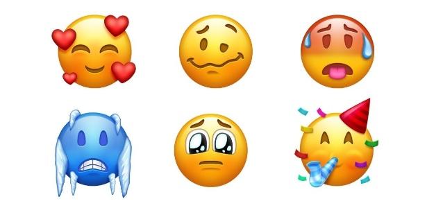 Novos emojis vão aparecer em breve no seu teclado