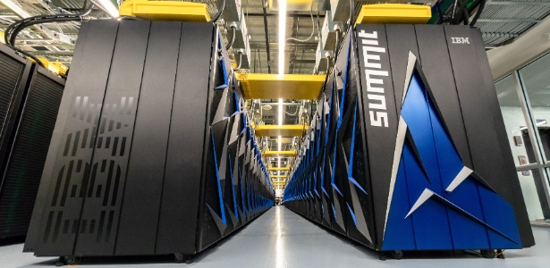 Supercomputador Summit