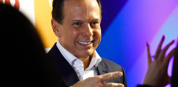 Campanha de Doria tem saldo negativo de R$ 6,1 milhões