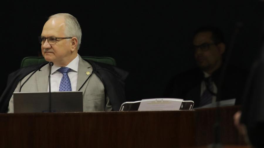 O ministro Edson Fachin, do Supremo Tribunal Federal (STF) - Divulgação