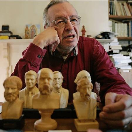 O escritor Olavo de Carvalho - Vivi Zanatta/Folhapres - 17.jan.2019