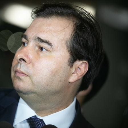 Rodrigo Maia, presidente da Câmara dos Deputados - Myke Sena/estadão Conteúdo